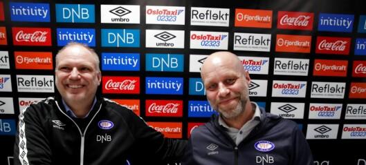 Dag-Eilev Fagermo ny Vålerenga-trener: – Tror min filosofi passer her