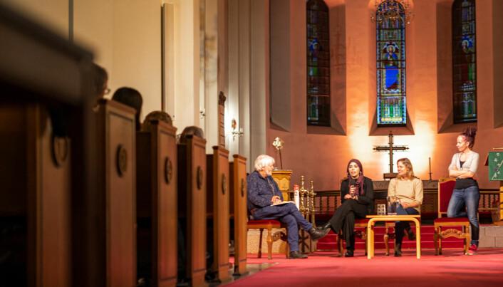 Grønland kirke er en av kirkene som fremheves i listen til Skeivt Kristent Nettverk. Kirken er fra før av kjent for å holde mange varierte arrangementer og samlinger for folk i byen.