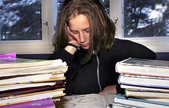 – Elevenes motivasjon synker i osloskolen. Elevene trenger en mer praktisk og variert skolehverdag