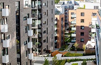Kraftig prishopp for Obos-boliger i Oslo