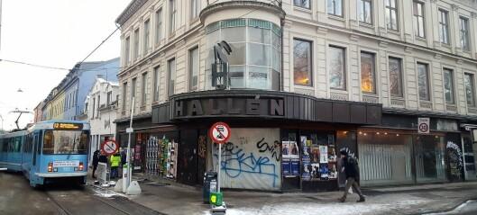 Riksantikvaren ber Torstein Thune selge Halléngården på Olaf Ryes plass