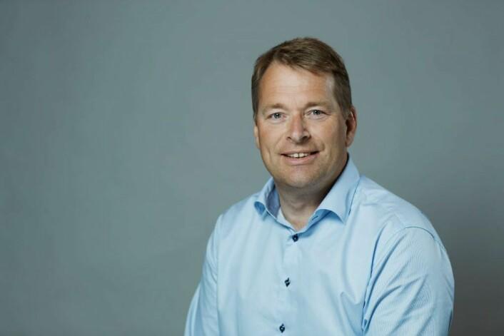 Trafikkdirektør, Einar Marthinussen i Oslo Havn syntes tonen i møtet med Indre Oslofjord Fiskerlag var god. Foto: Oslo Havn