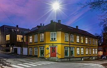 Olsenbanden-huset på Kampen til salgs for 11,5 millioner