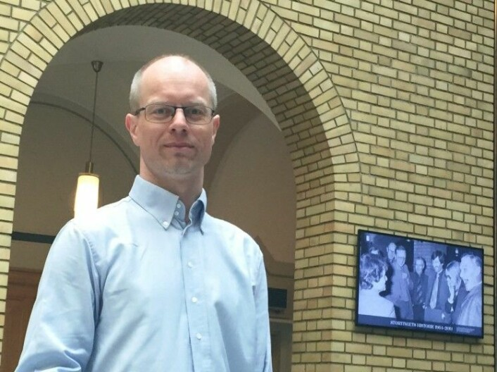 Bydelspolitiker Tore Wilken Nitter Walaker (V) foreslår å stenge Bygdøy allé mellom Nobels gate og Olav Kyrres plass for privatbiler. Foto: Venstre