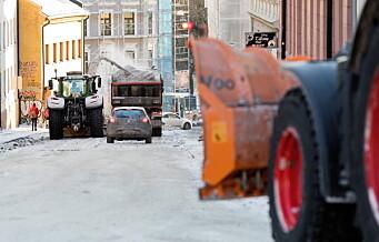 Oslo kommune har hittil