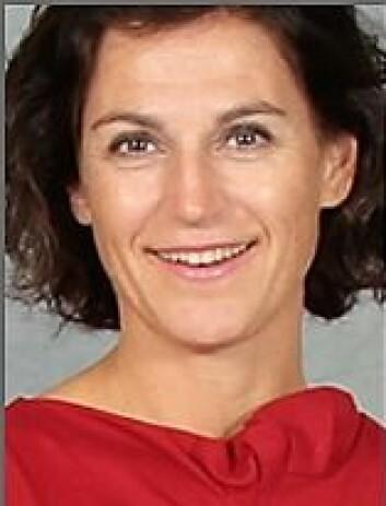 Rektor Marianne Mette Stenberg bekrefter meldingen, men har ikke oversikten over hva som har skjedd når VårtOslo ringer henne. Foto: F21