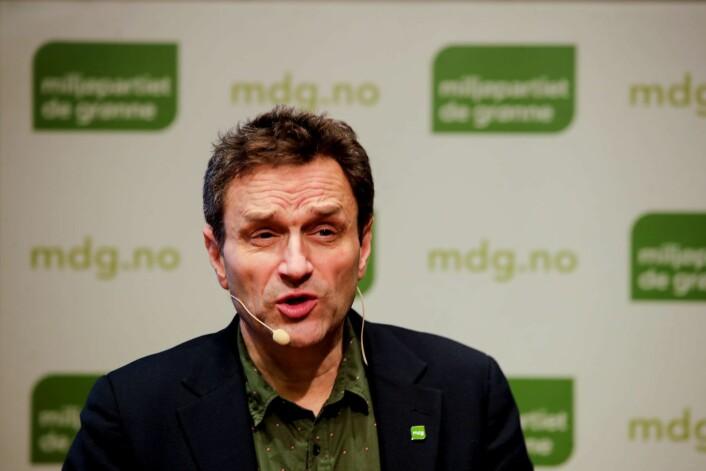 Arild Hermstad vil finne frem kraftigere lut mot elsparkesykler, varsler han. I Trondheim har de innført gangfart på elsparkesykler. Foto: Vidar Ruud / NTB scanpix