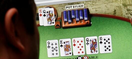 53-åring tiltalt for organisering av ulovlig pokerspill i Brugata