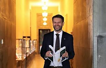 Høyres Eirik Lae Solberg går til konsulentfirmaet Deloitte