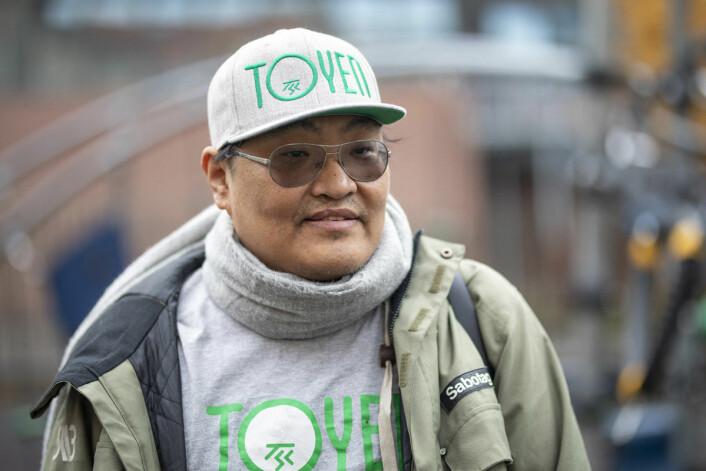 Boligaktivist og samfunnsengasjert Tøyen-beboer, Ole Mikal Yong-Pedersen, mener det er på høy tid at kommunen tar i bruk lokale ressurser. Foto: Olav Helland