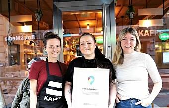 Erlik Kaffe er Oslos mest populære serveringssted
