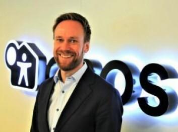 Utviklingsdirektør i OBOS, Geir Graff-Kallevåg. Foto: OBOS