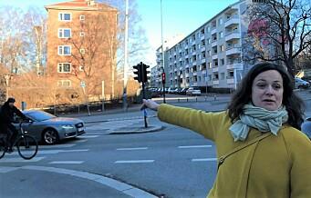 – Vi trenger ikke flere trafikkbefaringer rundt Tøyen skole. Vi vil ha trafikksikkerhetstiltak nå