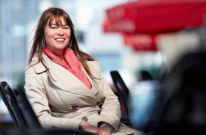 Næringsetaten og direktør Gunnhild Haugen vurderer nå å ta skjenkebevillingen fra Stargate for andre gang på kort tid. Foto: Næringsetaten