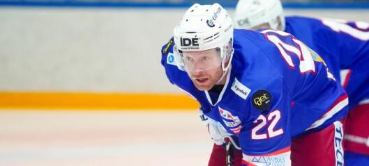 Martin Røymark har vært skada siden krigen. Første kamp i dag, attpåtil med scoring