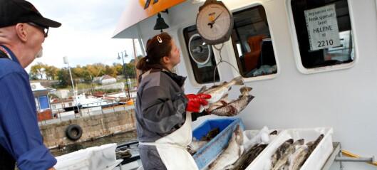 – Oslofjorden trenger hjelp. Fisken i Oslofjorden er nesten borte