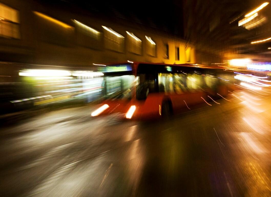En gjeng med gutter gikk til angrep på 14-åringen på bussen. Illustrasjonsfoto: Terje Bendiksby / SCANPIX
