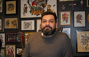 En samtale med Fabricio, eieren av tatoveringssjappa Working Class Tattoo Shop