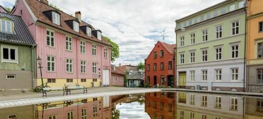 – Henrik Wergeland fortjener å få navnet sitt knyttet til Damplassen ved Vor Frelsers gravlund