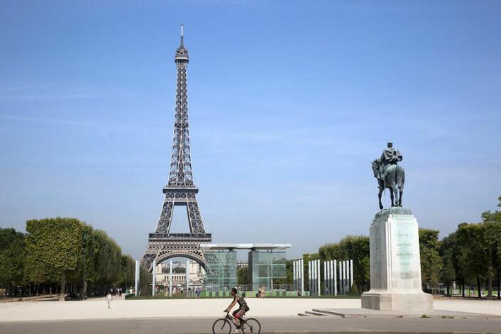 I Paris har myndighetene satt i gang med en massiv satsing på sykkel, kalt Plan Vélo Paris. Foto: Kosala Bandara / Flickr