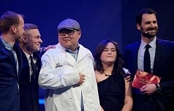 Vladimir Pak og Omakase i Vika kan juble over sin første Michelin-stjerne