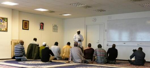 Et besøk i fredens hus, den gambiske moskeen på Lindeberg