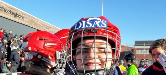 Uavgjort for Norge mot USA under åpningskampen i bandy-VM på Voldsløkka