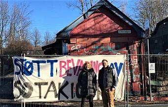 Plan- og bygningsetaten snur. Stopper OBOS' planer om å bygge boliger ved Sotakiosken