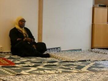 For første gang vågde jeg å være kvinne i en moske. Foto: Márcia Vagos