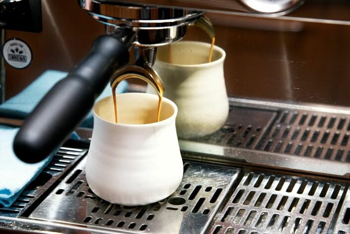 Lysbrent skal kaffen være for å fremheve smaken i kaffebønnene. Foto: Bjørnar Morønning