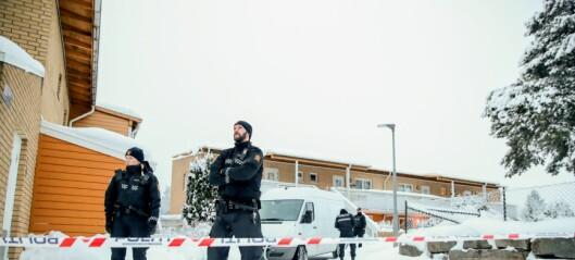 Mann tiltalt for å ha knivdrept kvinne på Bjørndal