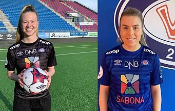 Vålerenga fotball damer har signert to nye spillere – deriblant islandsk landslagsspiller