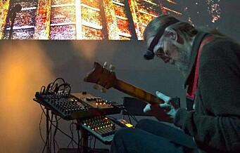 Elektronika-artister lokker med gratis inngang på minifestival i Gamlebyen