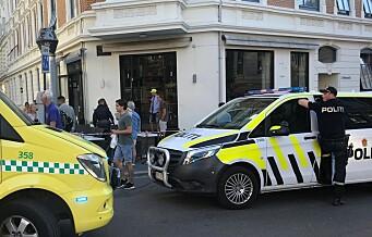 Rettssak etter knivdrap på Frogner-kafé starter mandag