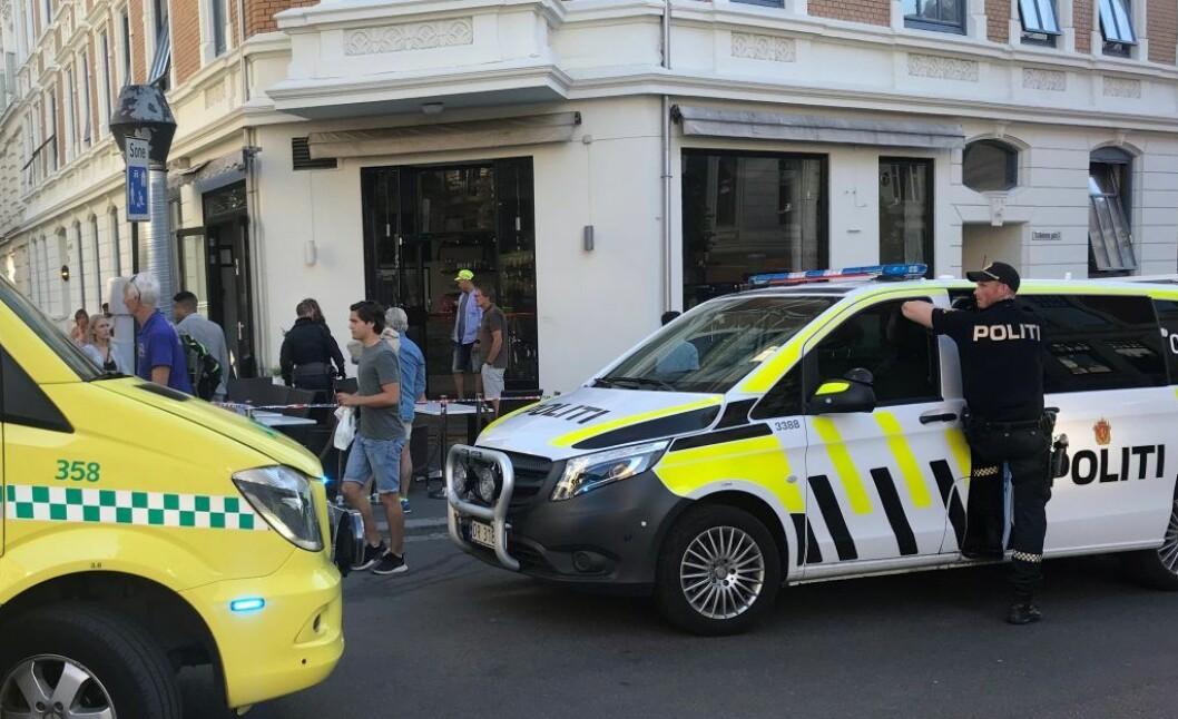Den drepte kvinnen skal ifølge familie og venner ha fortalt at hun var redd for den tiltalte mannen. Foto: Lars Eide / NTB scanpix