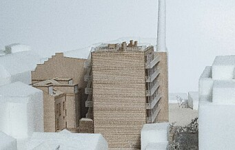 Naboer vant kamp mot høyblokk bak Slottet. Utbygging stanset av kommunaldepartementet