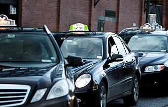 Passasjer ville ikke betale for drosjen - hoppet av i fart på Uranienborg