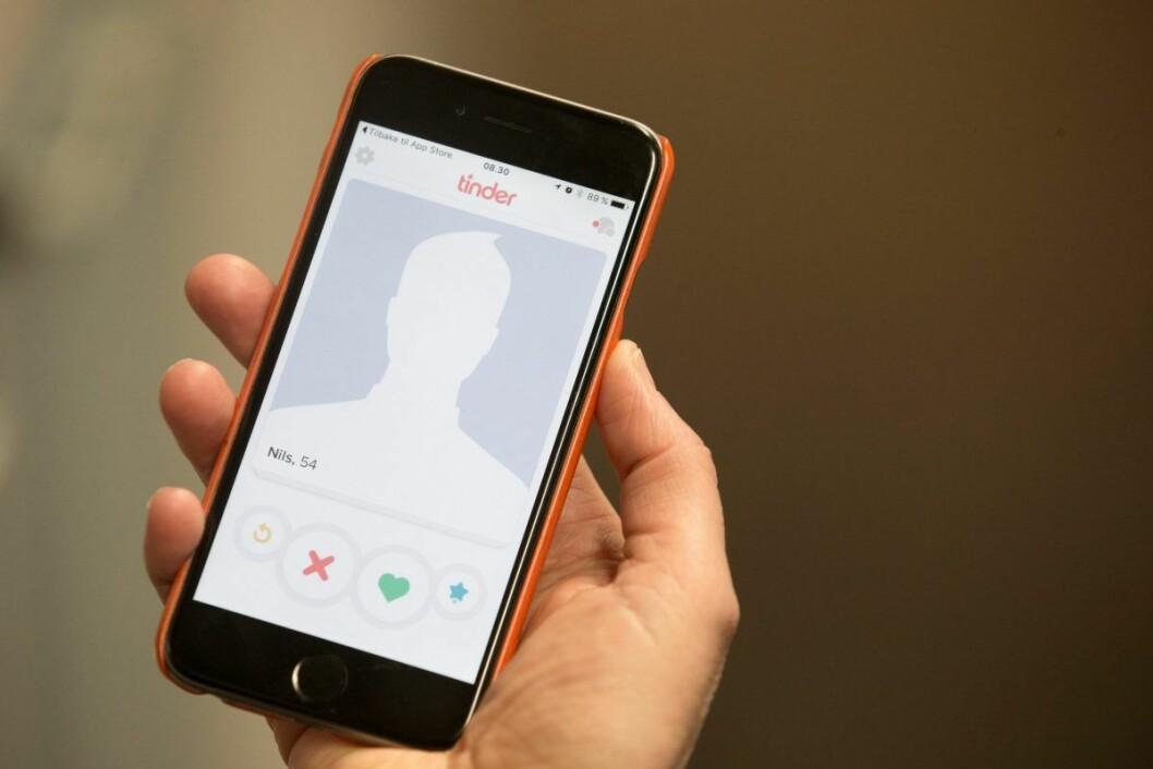 27-åringen er dømt til 36 dager betinget fengsel og 15.000 i bot etter å ha brukt identiteten til en navngitt kvinne i en Tinder-profil. Foto: Erik Johansen / NTB scanpix