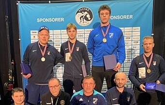 SP09 fra Grünerløkka beste klubb i bryte-NM. Neste år er det VM på hjemmebane i nye Jordal Amfi