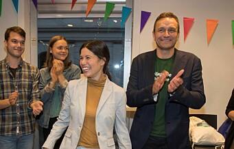 Lan Marie Berg og Arild Hermstad innstilt som nestledere i MDG