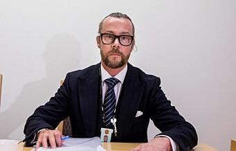 Oslo Frp innstiller politiadvokat Andreas Meeg-Bentzen som ny fylkesleder