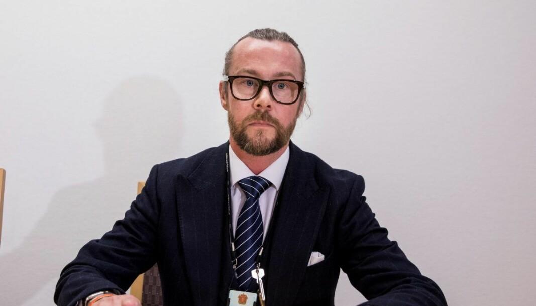 – Oslo politidistrikt ser alvorlig på det som er avdekket, og vi understreker at politiet ikke bare jobber i straffesporet når det gjelder brudd på smittevernsbestemmelsene, sier politiadvokat Andreas Meeg-Bentzen.