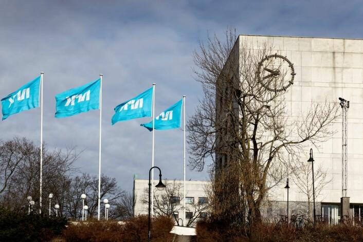 Johan H. Andresens selskap Ferd kjøper NRKs hovedkvarter på Marienlyst i Oslo for minst 3,75 milliarder kroner. Foto: Gorm Kallestad / NTB scanpix