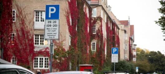 Fra 1. mars må du betale parkeringsavgift for elbil i Oslo