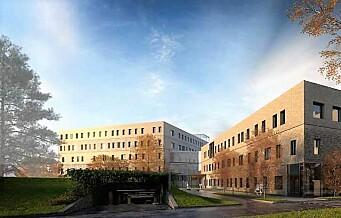 Endelig kan spaden settes i jorda for Oslos nye legevakt ved Aker sykehus