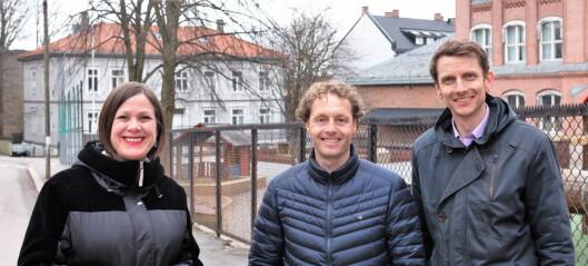 For 83 millioner får elevene ved Bolteløkka skole over ett mål ny skolegård