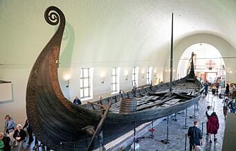 Startsignal for bygging av nytt Vikingtidsmuseum