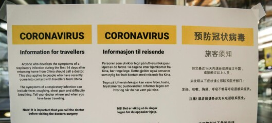 50 personer i viruskarantene i Oslo. NHO advarer om følgene av viruset