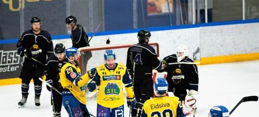 Tross et nytt hjemmetap, har Grüner-gutta stor tro på å overleve på hockeyens øverste nivå