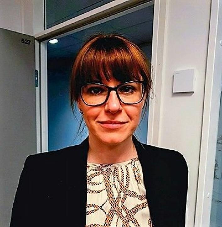 Bydelsoverlegen i bydel Nordstrand, Tanja Karoline Tomasevic, tok kontakt med familien og fortalte at de sto i beredskap. Foto: Bydel Nordstrand